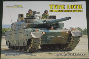 Type 10TK, by Koji Miyake and Gordon Arthur